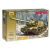 Zvezda ISU-122 tank makett Zvezda 3534