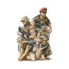 TRUMPETER Modern German ISAF Soldiers in Afghanistan figura makett Trumpeter 00421