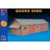 MiniArt Goods Shed épület makett MiniArt 72023