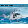 Royal Navy Lynx Has.2 helikopter makett HobbyBoss 87236