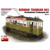 MiniArt German Tramcar 641 makett MiniArt 38003