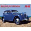 ICM Moskvitch-401-420 Saloon autó makett ICM 35479