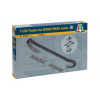 Italeri T - 136 Tracks for M108/M109 series diorama makett Italeri 6515