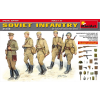 MiniArt Soviet Infantry Special Edition figura makett MiniArt 35108