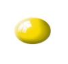 Aqua yellow gloss makett festék Revell 36112 hobbifesték