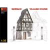 MiniArt GERMAN VILLAGE HOUSE épület makett MiniArt 35012