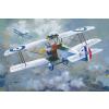 Sopwith Comic repülő makett Roden 051
