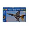 Revell Lockheed Martin F-16 C 'Solo Türk' katonai repülő makett revell 4844