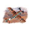 BF109E4/7 repülő makett HobbyBoss 80254