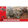 AIRFIX 25pdr Field Gun and Quad makett Airfix A01305
