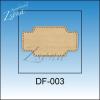 Falap varott mintával (5db)