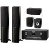 Boston Acoustics A 360 5.0 hangfalszett+Marantz SR5010 7.2 erősítő+Ajándék NorStone HDMI kábel