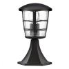 EGLO Aloria - 93099 - kültéri álló lámpa, fekete, E27 foglalat, IP44, 300 mm magas