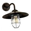 EGLO Melgoa - 94863 - kültéri falra szerelhető lámpa, antik réz, E27 foglalat, IP44