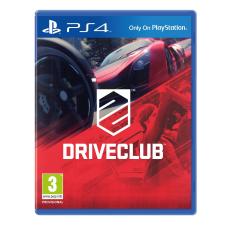 Sony Driveclub (PS4) videójáték