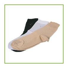 Biyovis Teljes ezüst zokni fekete 44-46 1 pár