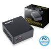 Gigabyte Brix Ultra GB-BSI5HA-6200 NoOS,Intel Core i5-6200U,Intel Chipset,2133Mhz,WLAN,Gigabit,Realtek ALC255,Intel HD Graphics 520,USB3.1cx1, USB3.1x1, USB3.0x2xUSB,HDMI,46,8x112,6x119,4mm,Silver,MiniDisplayP