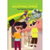 Centrál Médiacsoport Shopping Spree - Gyerekjáték az angol! (DVD rajzfilmmel)