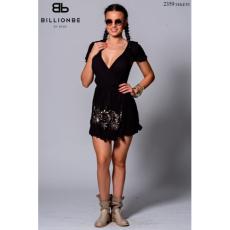 bebe/2be 2359 Fekete ruha bebe/2be