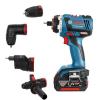 Bosch 1+2 Év Garancia! Bosch GSR 18 V-EC FC2 +akkus fúró/csavarozó készlet 06019E1103
