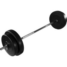 Kétkezes súlyzó készlet - 30 kg, MOVIT kézisúlyzó