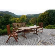 OEM Kerti pad fából ANETA kerti bútor