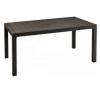 OEM Kerti asztal MELODY, barna kerti bútor