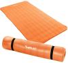 MOVIT jógamatrac - narancssárga, 190 x 100 x 1,5 cm tornaszőnyeg