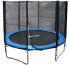 Trambulín biztonsági hálóval - 305 cm trambulin szett