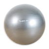 Gimnasztikai labda MOVIT - 75 cm, ezüst