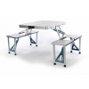 OEM Összecsukható alumínium asztal beépített paddal.