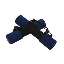Szivacs bevonatú aerobic kézisúlyzó - 2 x 1 kg kézisúlyzó