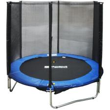 Trambulín biztonsági hálóval - 244 cm trambulin szett