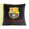 Hímzett Barcelona párna