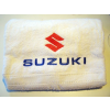 Hímzett Suzuki törölköző