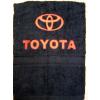 Hímzett Toyota törölköző