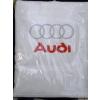 Hímzett Audi törölköző