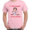 A világ legjobb szakácsnője póló
