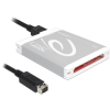 DELOCK 91694 Card Reader FireWire B > Compact Flash