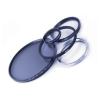 B+W sötétvörös szűrő 091 - MRC felületkezelés - F-pro foglalat - 40,5 mm