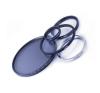B+W világospiros szűrő 090 - MRC felületkezelés - F-Pro foglalat - 95 mm videókamera kellék