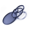 B+W cirkuláris polárszűrő S03 - egyszeres felületkezelés - F-Pro foglalat - 82 mm
