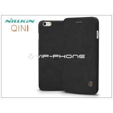 Nillkin Apple iPhone 6 Plus/6S Plus oldalra nyíló flipes tok - Nillkin Qin - fekete tok és táska