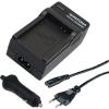 PATONA Akkumulátor töltõ Samsung IA-BP85ST SC-HMX10 SC-HMX10A MX25