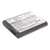 DMW-BCN10PP Akkumulátor 650 mAh