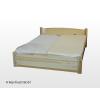 Kofa Béci bükk ágykeret 160x200 cm