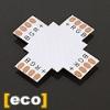 LEDvonal Elosztó elem , PCB , 5050-es LED szalaghoz , RGB , L, T vagy X elosztáshoz
