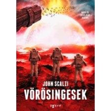 John Scalzi Vörösingesek regény