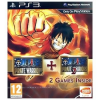 Namco One Piece Pirate Warriors plusz One Piece Pirate Warriors 2 játék PlayStation 3 (1064293)