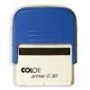 C40 Colop standard bélyegző szöveglemezzel
